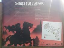 2018 Panneau Ombre Alpage